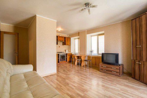 Двухкомнатная квартира ул Магдебургского Права 1