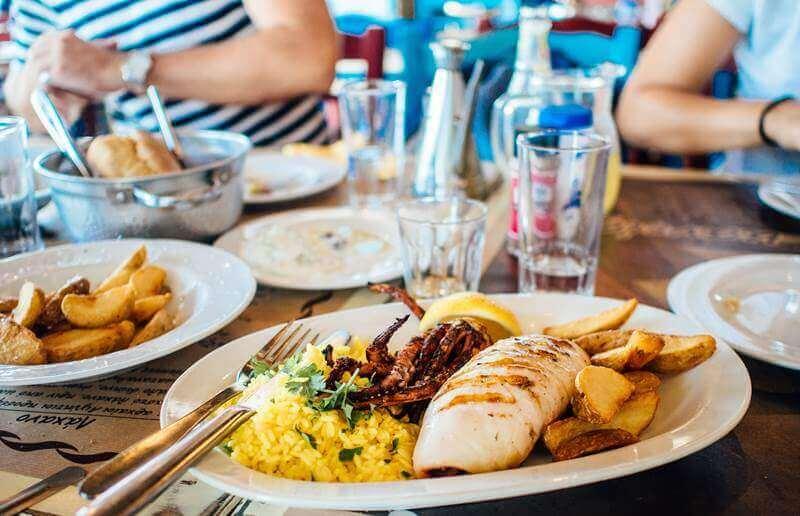 Рестораны и кафе Днепра