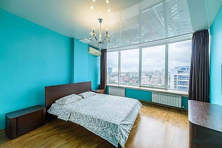Двухкомнатные апартаменты Blue Мост Сити