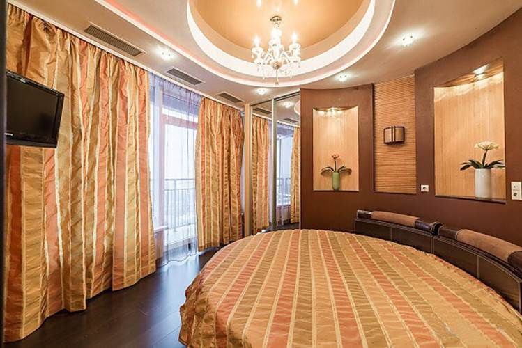 Двухкомнатные апартаменты Luxury Мост Сити